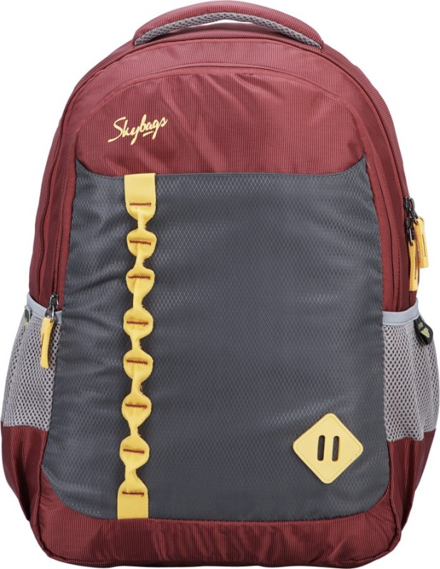 Skybags Punk 2 33 L Laptop Backpack(Red)