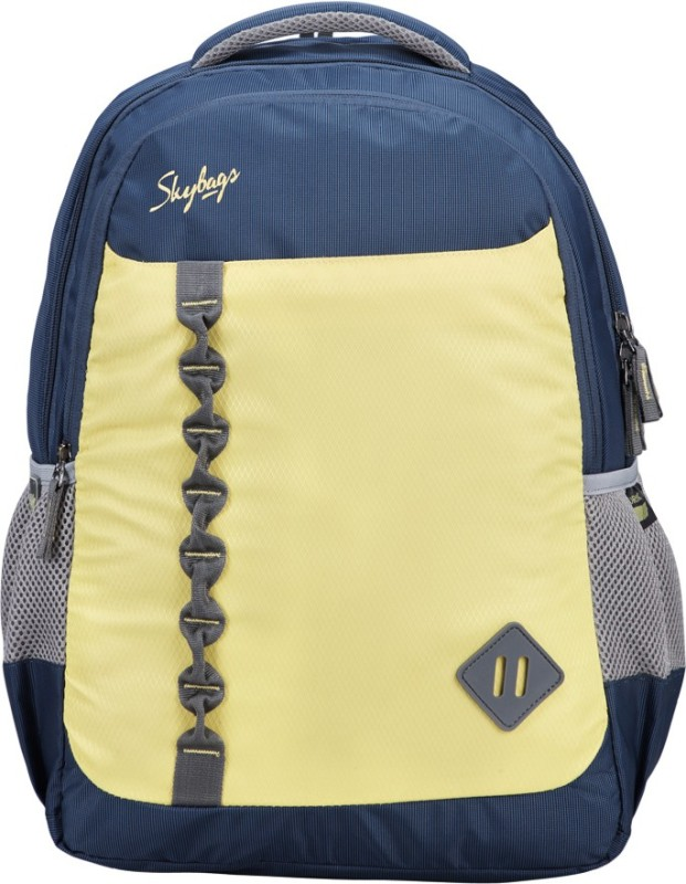 Skybags Punk 1 33 L Laptop Backpack(Blue)