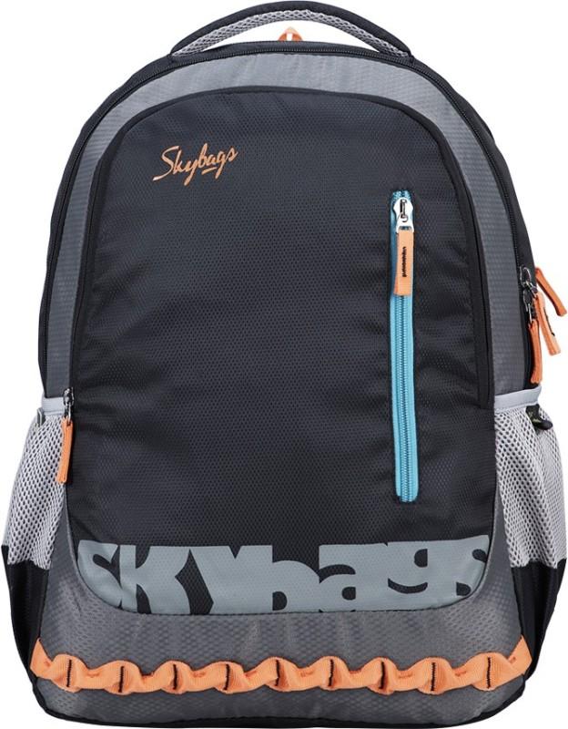 Skybags Vivid 2 33 L Laptop Backpack(Black)
