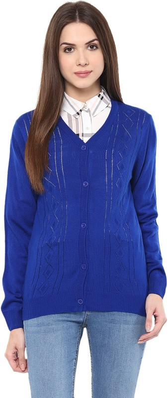 Rangmanch by Pantaloons Womens Button Cardigan