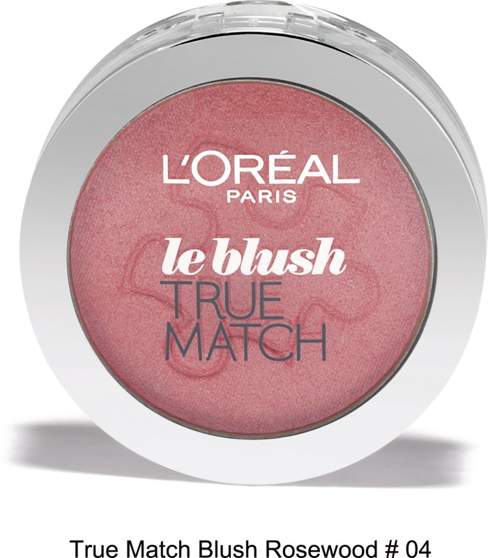 LOreal Paris True Match Blush 04 Rosewood(Pink)