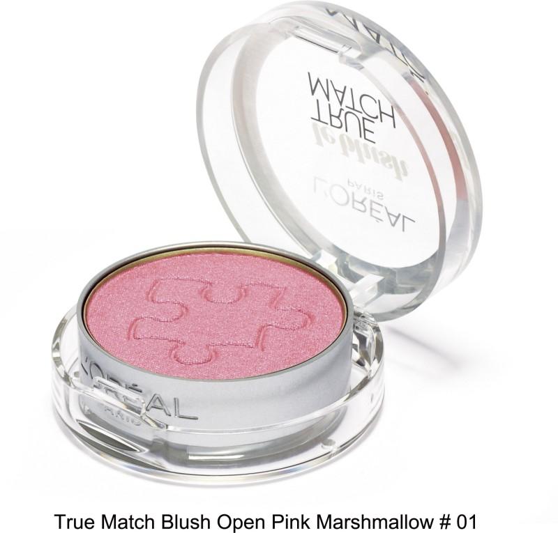LOreal Paris True Match Blush 01 Pink Marhsmallow(Pink)