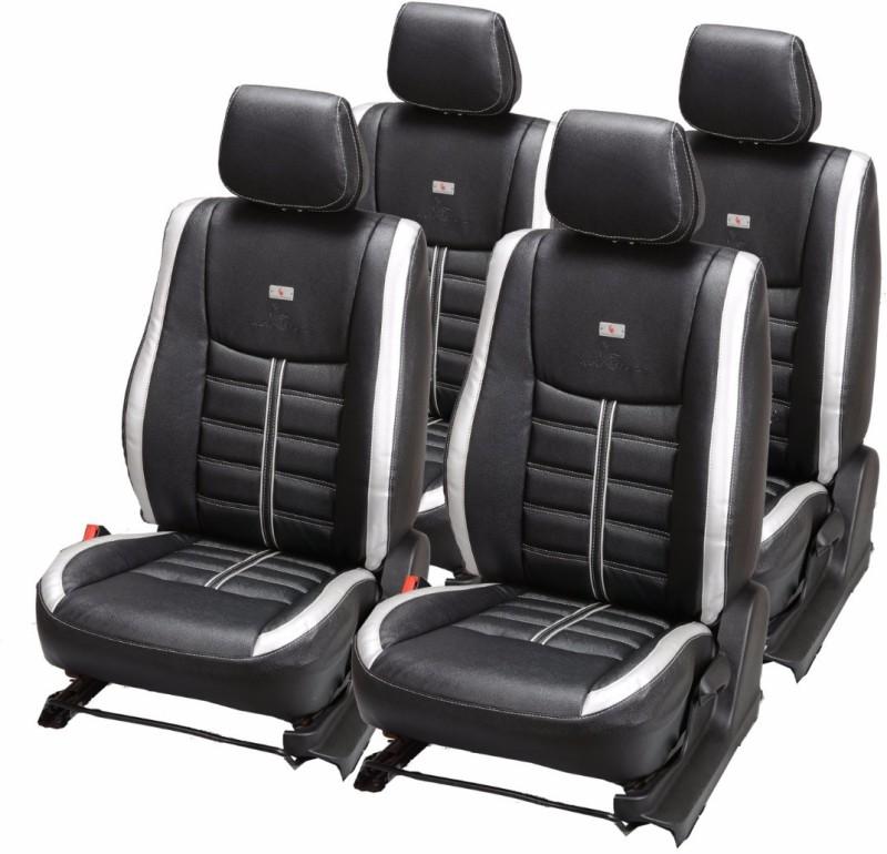 Pegasus Premium PU Leather Car Seat Cover For Maruti Alto K10(Detachable Head Rest, Mono Back Seat, With Back Seat Arm Rest, 5 Seater, 2 Back Seat Head Rests)
