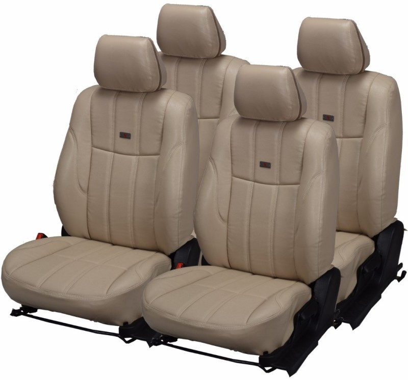 Pegasus Premium PU Leather Car Seat Cover For Maruti WagonR(Detachable Head Rest, Mono Back Seat, With Back Seat Arm Rest, 5 Seater, 2 Back Seat Head Rests)