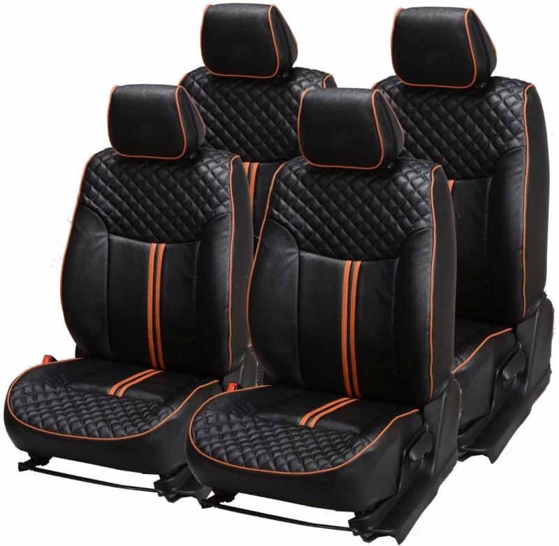 Pegasus Premium PU Leather Car Seat Cover For Maruti WagonR Stingray(Detachable Head Rest, Mono Back Seat, With Back Seat Arm Rest, 5 Seater, 2 Back Seat Head Rests)