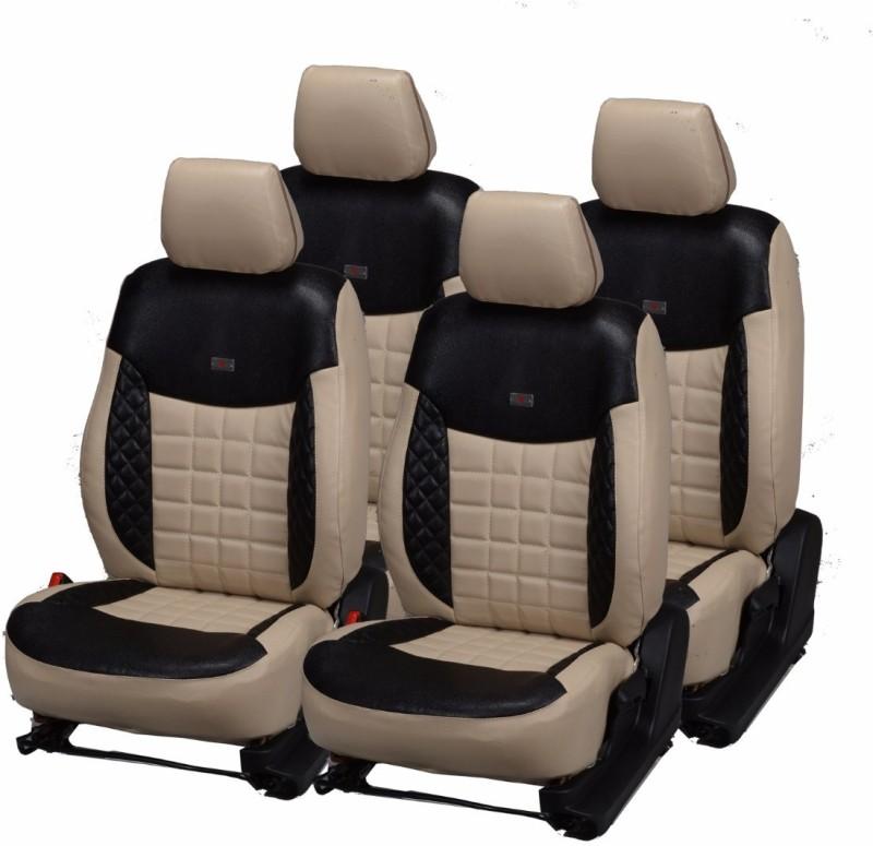 Pegasus Premium PU Leather Car Seat Cover For Hyundai Grand i10(Detachable Head Rest, Mono Back Seat, With Back Seat Arm Rest, 5 Seater, 2 Back Seat Head Rests)