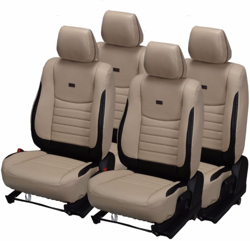 Pegasus Premium PU Leather Car Seat Cover For Maruti Alto 800(Detachable Head Rest, Mono Back Seat, With Back Seat Arm Rest, 5 Seater, 2 Back Seat Head Rests)