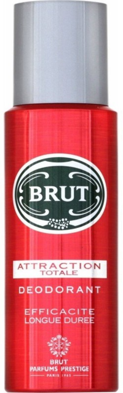 Brut Imported Attraction Totale Deodorant Spray - For Men(199 ml)