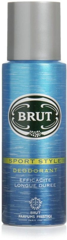 Brut Imported Sport Style Deodorant Spray - For Men(199 ml)