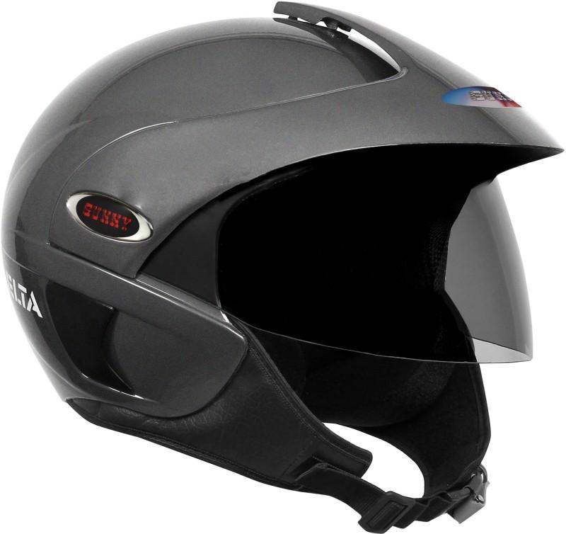 stranger sunny delta Motorbike Helmet(gray)
