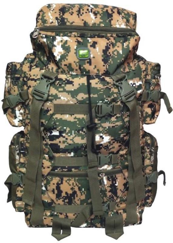 Donex 5657 Rucksack - 55 L(Multicolor)