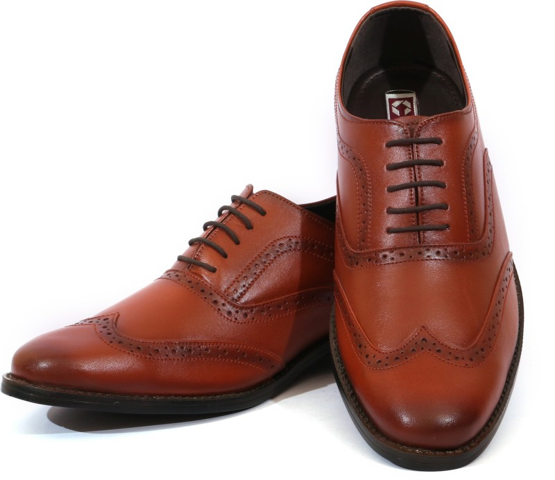 C Comfort Lace Up For Men(Tan)