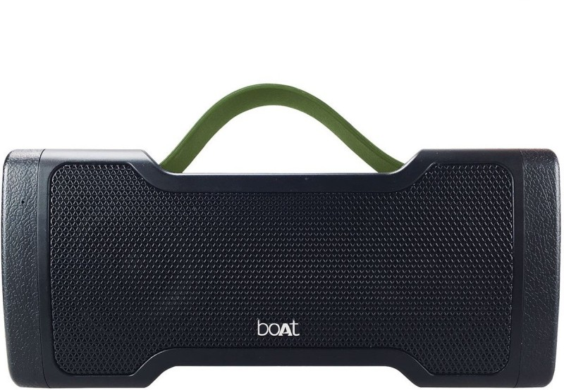 boAt Stone 1000 14 W Portable Bluetooth Speaker(Black, Stereo Channel)