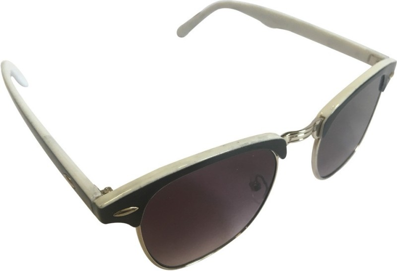 Devizer Optics Wayfarer Sunglasses(Brown) image