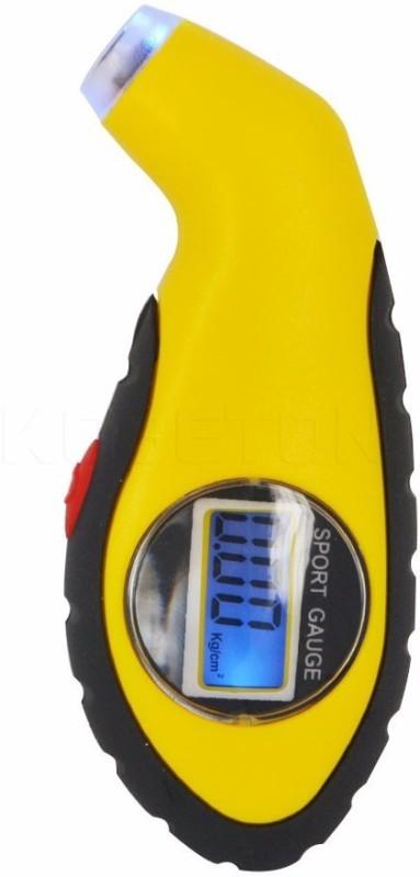 Yashvi Traders Digital Tire Pressure Gauge TYM-023(Digital Pressure Meter PSI)