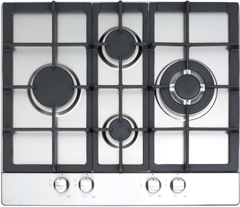CATA LGD 631 BUILT IN HOB CATA SPAIN Stainless Steel Automatic Gas Stove(4 Burners)