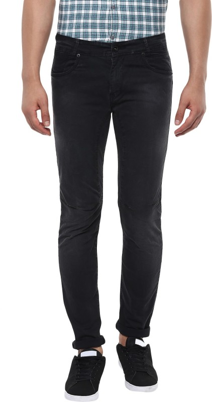 Mufti Regular Men Black Jeans