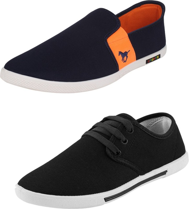 Oricum COMBO(O)-383+349 Loafers(Blue)