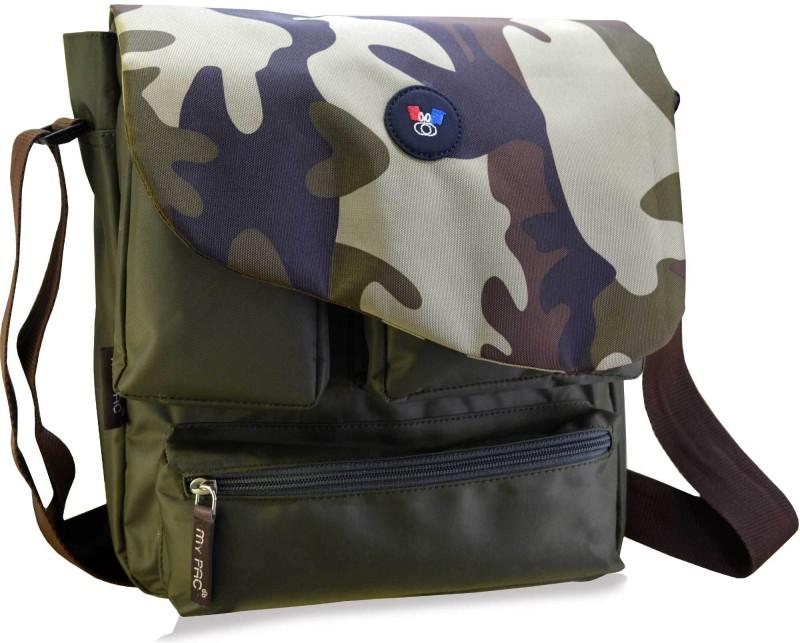 My Pac Db Men Multicolor Messenger Bag