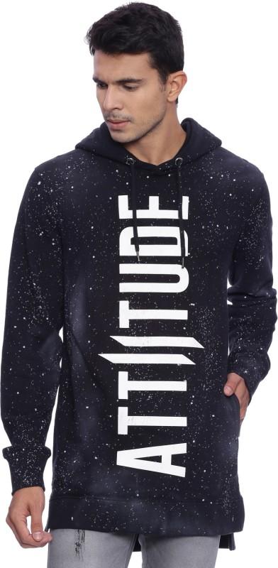Attiitude Full Sleeve Printed Men Sweatshirt