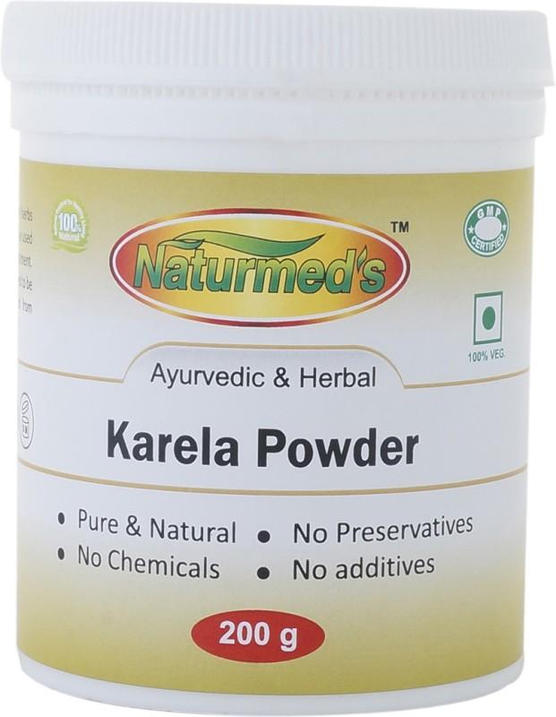 Naturmed's Naturmed's Karela Powder 200 Grams Jar(200 g)