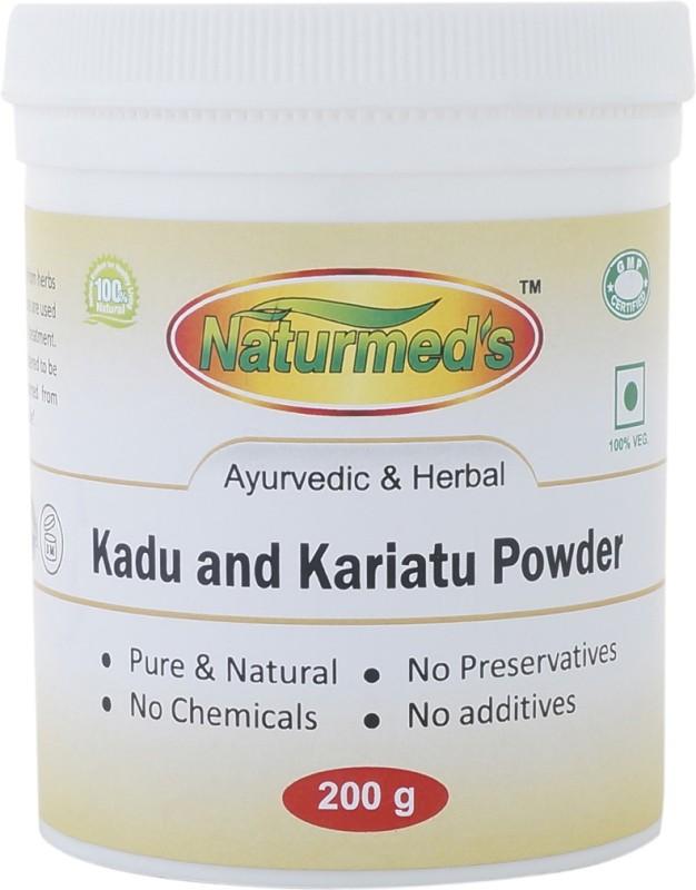 Naturmed's Naturmed's Kadu and Kariyatu 200 Grams Jar(200 g)