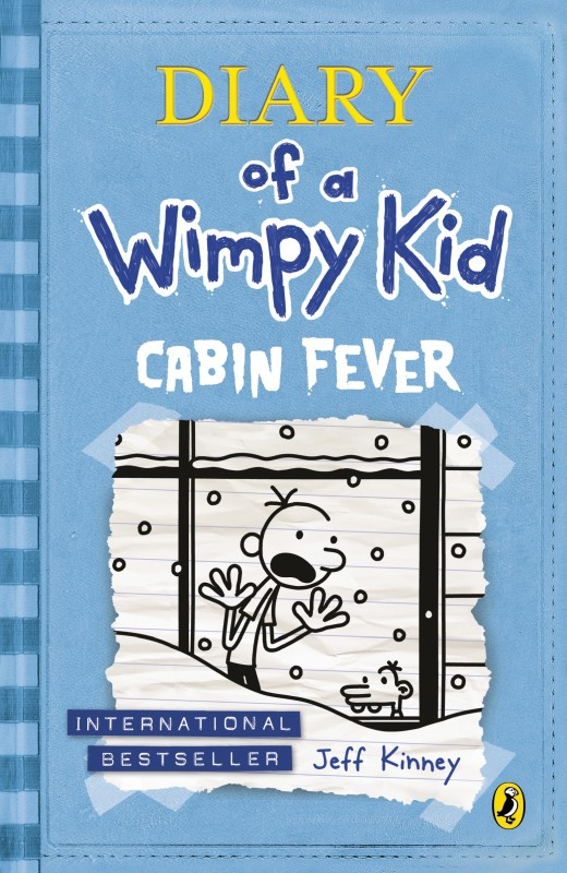 Diary of a Wimpy Kid Cabin Fever(English, Paperback, Jeff Kinney)