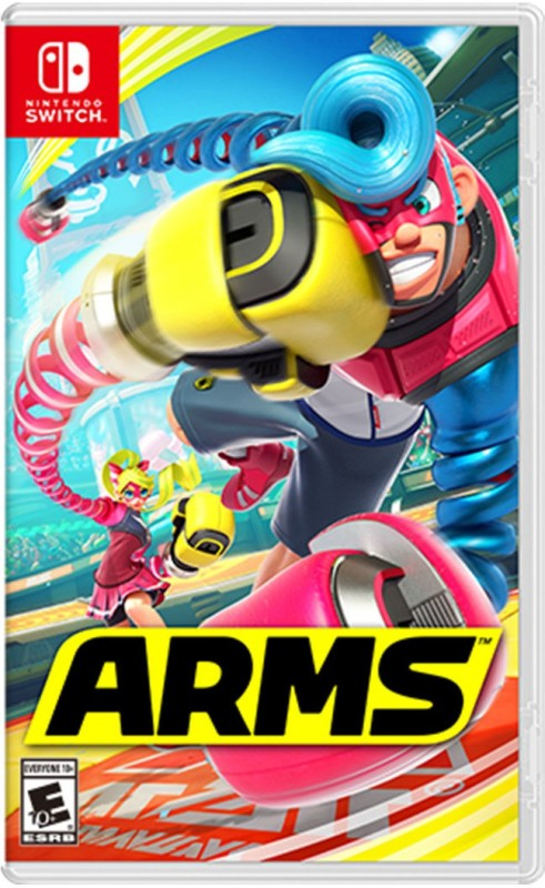 ARMS(for Nintendo Switch)
