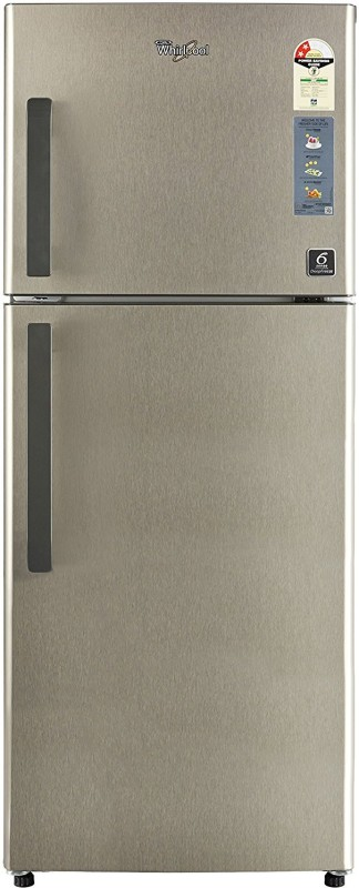 Whirlpool 245 L Frost Free Double Door 2 Star Refrigerator(Grey Titanium, NEO FR258 CLS PLUS 2S)
