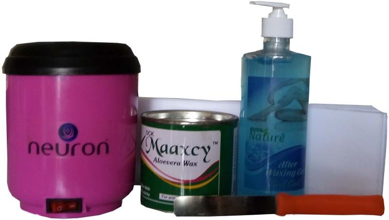 Ultra Nature Waxing Kit Set of 5 Wax(500 ml)