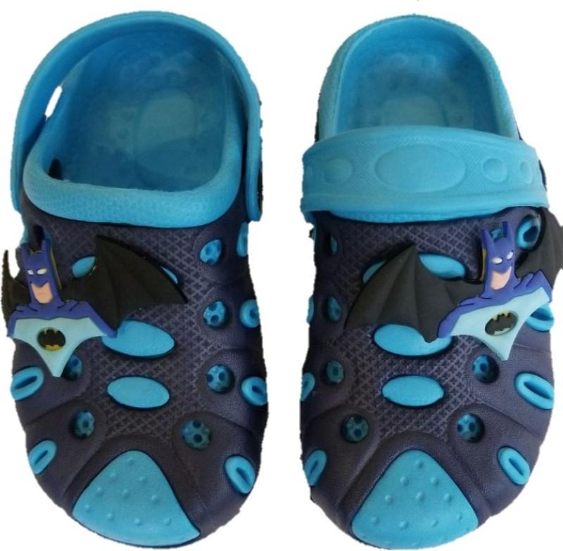 Princess Wardrobe Boys & Girls Slip-on Clogs(Blue)