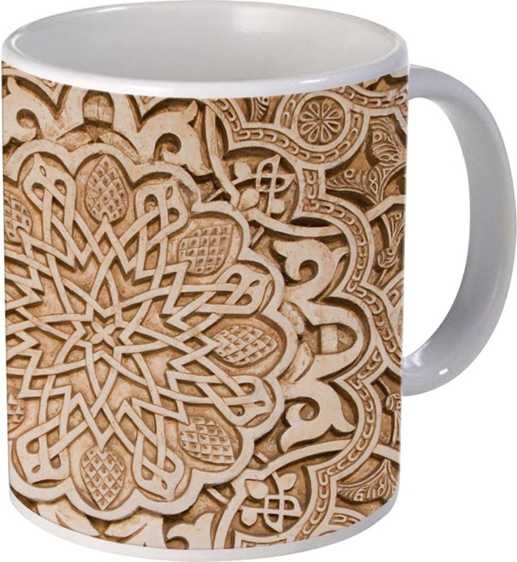 100 Degree Celsiuss CUPS00056 Ceramic Mug(60 ml)