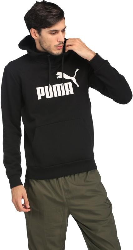 Puma Full Sleeve Graphic Print Men Sweatshirt