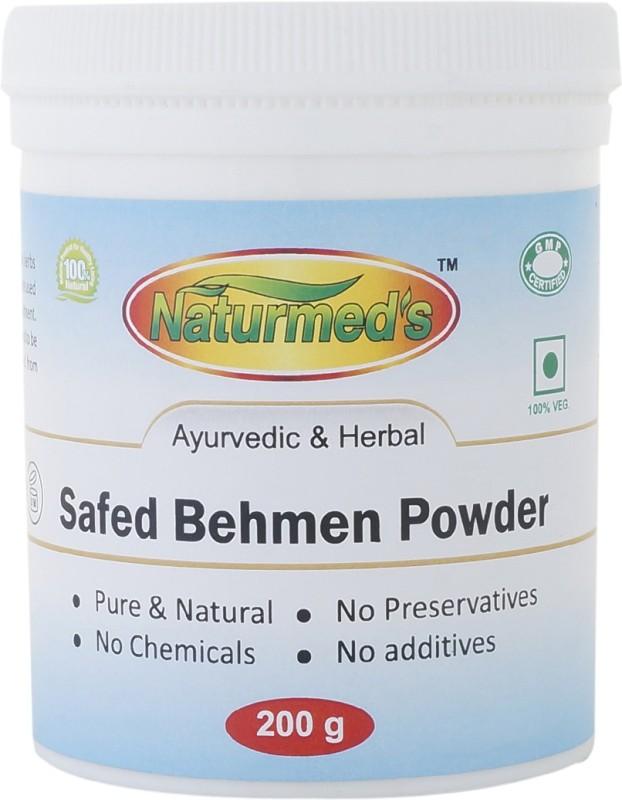 Naturmed's Safed Behmen Powder 200 Grams Jar(200 g)