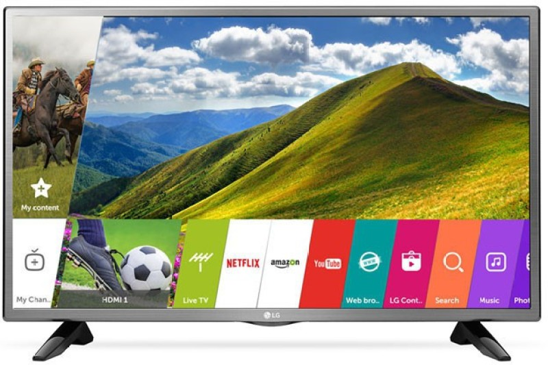 LG 80cm (32 inch) HD Ready LED Smart TV(32LJ573D)