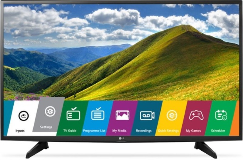 LG 49LJ523T 49 Inches Full HD LED TV
