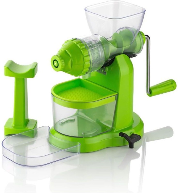 Magikware Magikware green Pro-Grand Fruit & Vegetable Juicer Plastic Hand Juicer(Green Pack of 1)