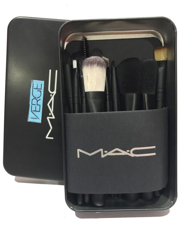 VERGE 12pcs Cosmetic Makeup Brush(MAC)