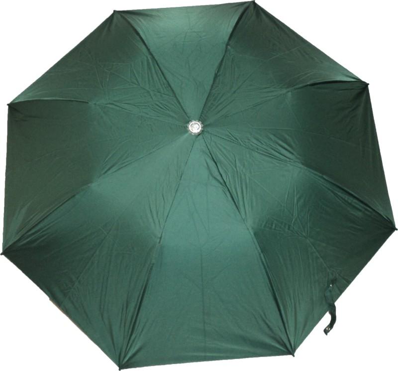 K.C Paul Swapna 2 Fold Umbrella(Green)