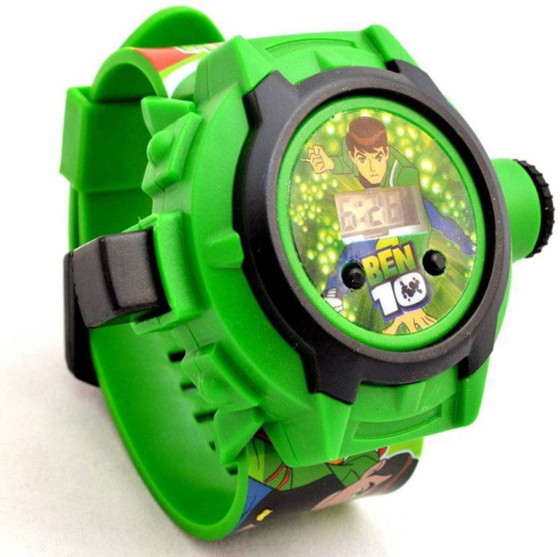 majorzone ben10 ben10 kids digital watch Watch - For Boys