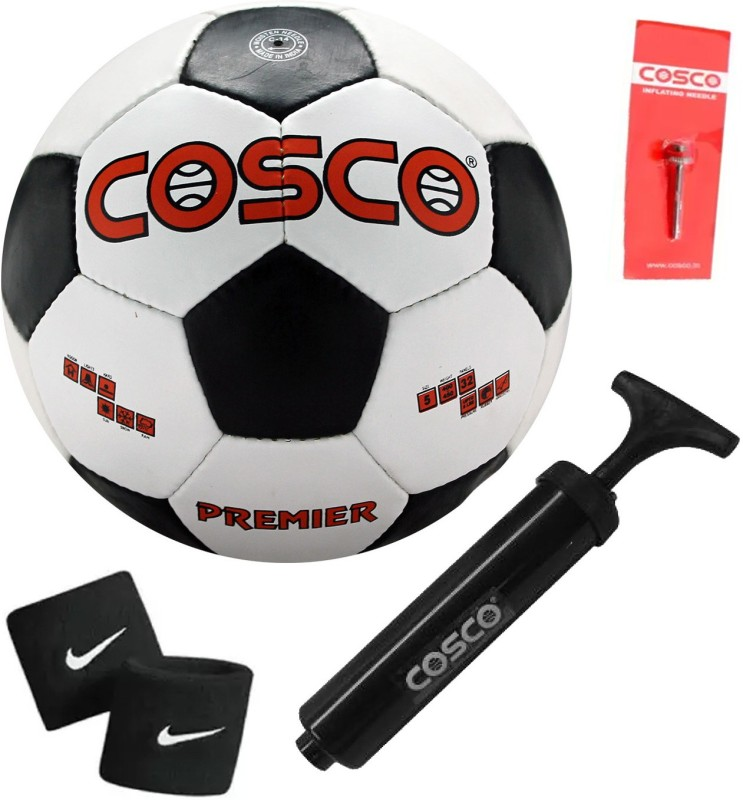 Cosco Premier (Size-5) Football Kit