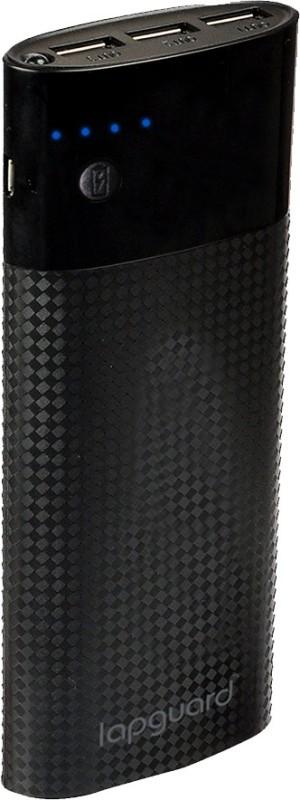 Lapguard LG512-11K 11000 mAh Power Bank(Black, Lithium-ion)