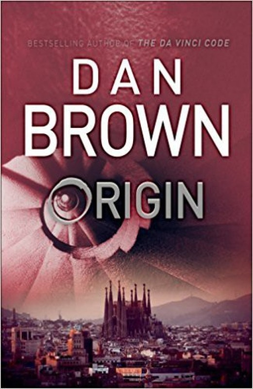 DAN BROWN ORIGIN(English, Hardcover, Dan Brown)