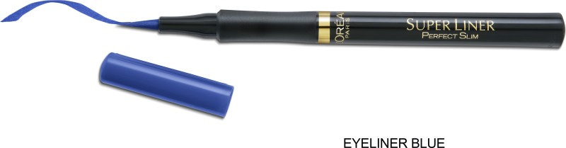 LOreal Paris Super Liner Perfect Slim - Blue 6G 6 g(Blue)