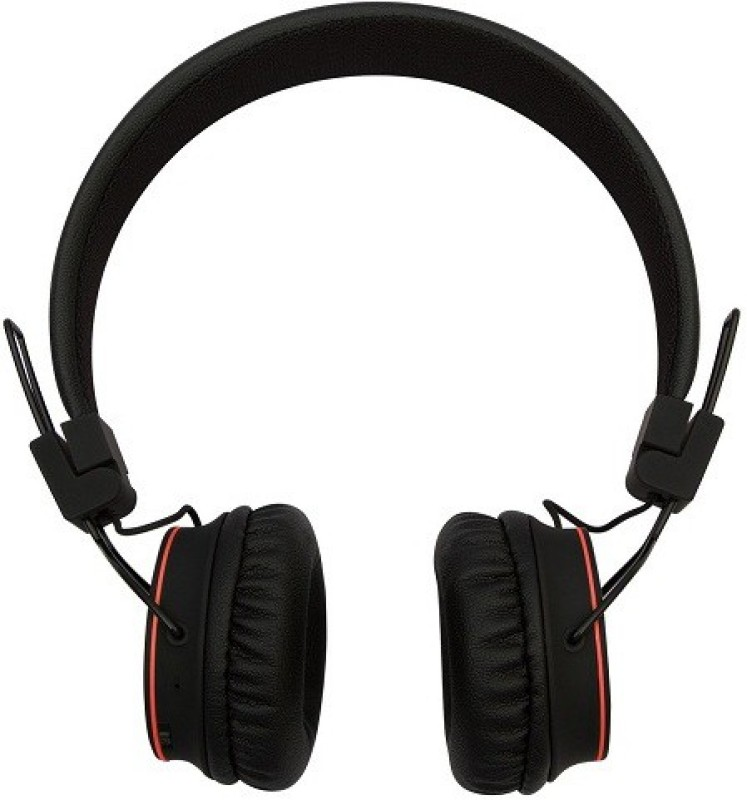 Ultraprolink UM0041 Bluetooth Headphone(Red, Black, Over the Ear)