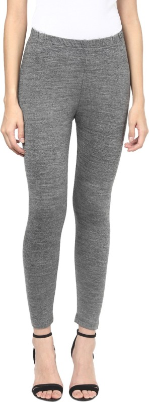 Rangmanch by Pantaloons Women's Grey Leggings