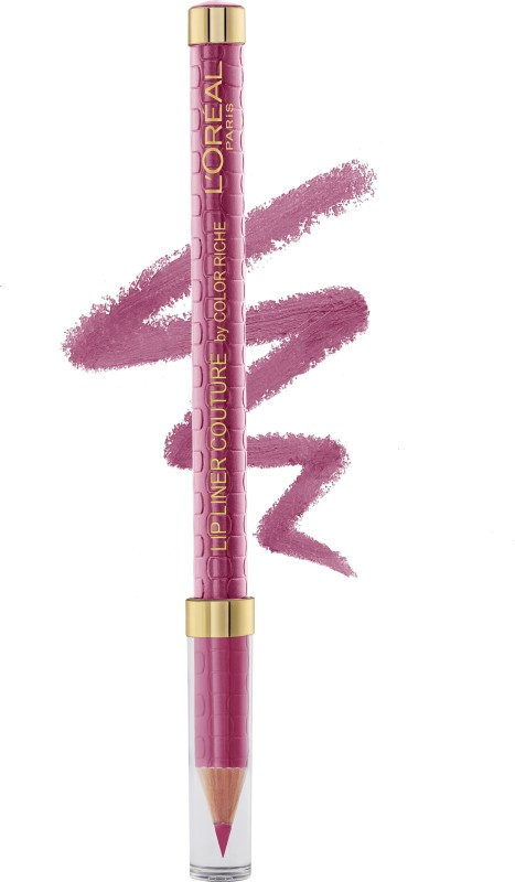 LOreal Paris Color Riche Lip Couture 285(Pink Fever)