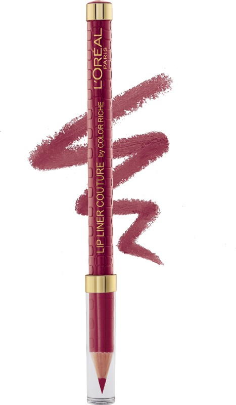 LOreal Paris Color Riche Lip Couture 374(Intense Plum)