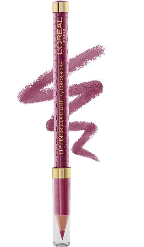 LOreal Paris Color Riche Lip Couture 256(Blush Fever)