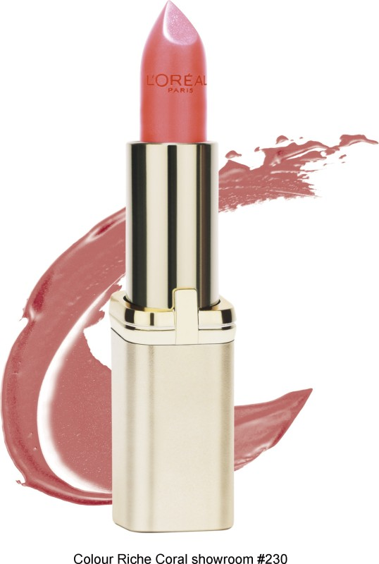 LOreal Paris Color Riche 230 Coral Showroom(4.7 g)